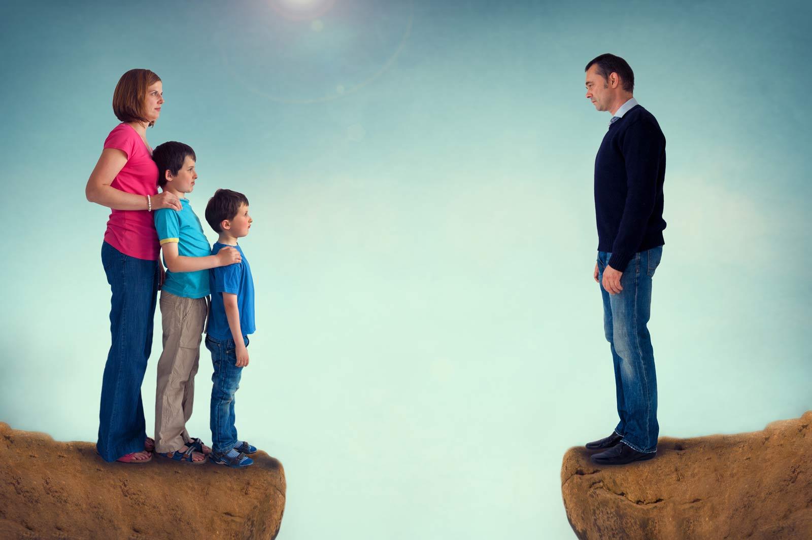 pension hijos manutencion